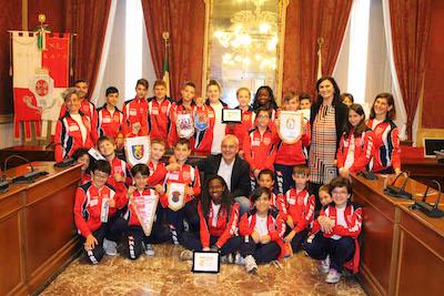 Delegazione Convittiadi a Macerata