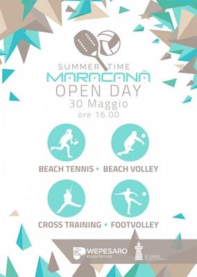 Maracana open day