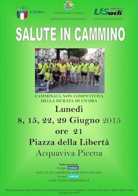 Salute in Cammino Acquaviva Picena