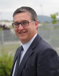 Il presidente di Confindustria Ancona Claudio Schiavoni