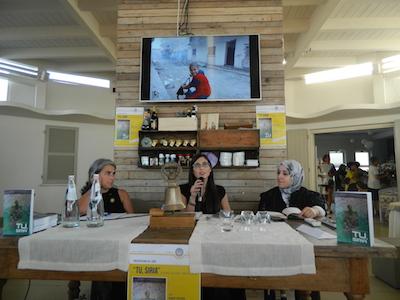 Asmae Dachan, Alessandra Addari, Maria Gabriella Alboini