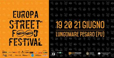 Europa Street Food Festival 2015 a Pesaro
