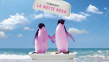 La Notte Rosa 2015