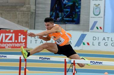 Loris Manojlovic atleta