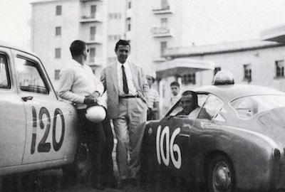 Luciano Gregoretti e Betti Battibocca