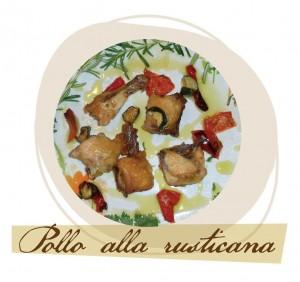Pollo alla rusticana