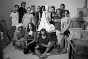 """Cast """"La scultura"""""""