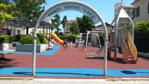 Parco giochi Zara - Pesaro