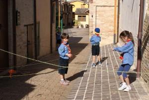 Esplorazioni Ludiche bambini