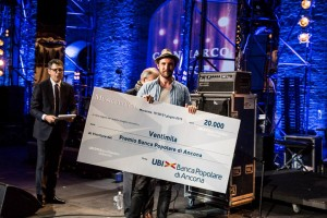 Gianmarco Dottori vince Musicultura 2015