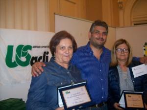 Gran Prix Regionale dell'U.S. Acli Burraco vinto da Maria Carola Polverigiani e Alberta Latini nella tappa di Recanati