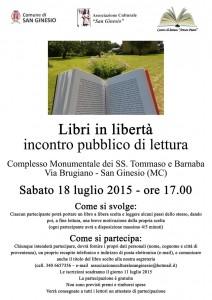 Libri in libertà