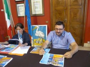 Conferenza stampa Pesaro navette
