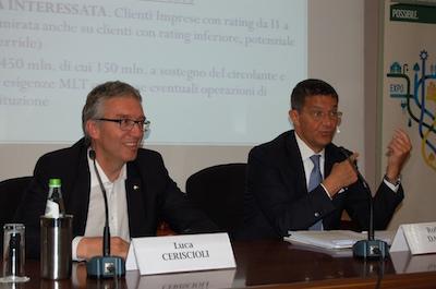 conferenza stampa con Ceriscioli