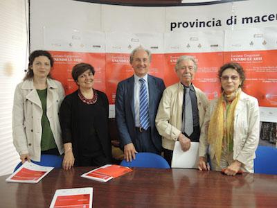 da sin Silvia Pinzi-Paola Mariani-Massimo Ciambotti-Luciano Gregoretti-MTeresa Copelli1