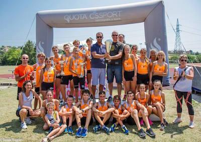 La Collection vince il Trofeo Giovanile città di Osimo