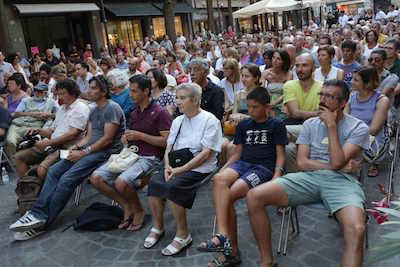 Pesaro DocFest_Piazza Incontro Minà