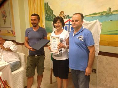 Premiazione Maria Silvestri