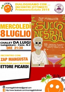 Libro Zap Mangusta