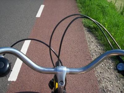 Pista ciclabile ciclopedonale