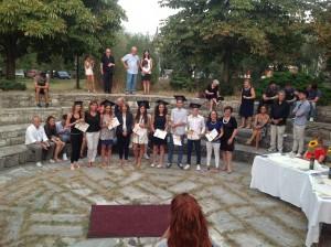 100 e lode Liceo Rosetti