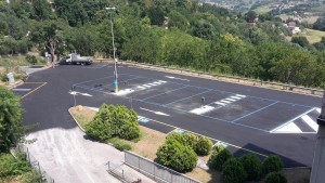 Area camper via Paladini - Macerata
