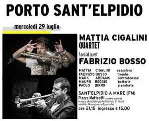 Mattia Cigalini Quintet