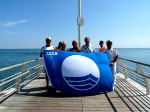 Bandiera Blu Pesaro 2015