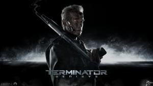 Terminator Genisys - locandina