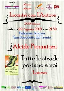 Manifesto Pierantozzi