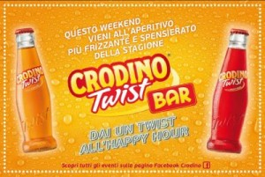 Crodino Twist Bar