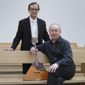 Sergey Tcherepanov e Alexander Paperny