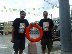 Conferenza stampa Barchino Pesce a Mare