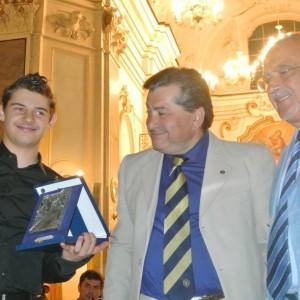 Premiazione Gianmario Strappati