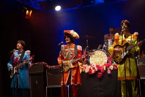 BeatleStory tour
