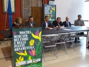 Mostra mercato dei fiori e delle piante ornamentali a Pesaro dal 2 al 4 ottobre