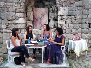 """Presentazione """"Come non mi vuoi"""" ad Ascoli Piceno"""