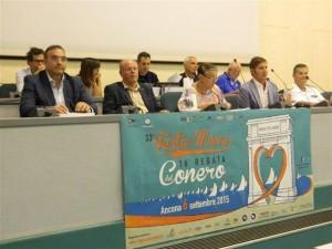 Conferenza stampa festa del mare