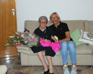 100 anni di Linda Mozzoni