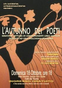 L'autunno dei poeti