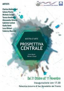 """""""Prospettiva centrale"""", giovani artisti marchigiani espongono alla Palazzina Azzurra di San Benedetto del Tronto"""