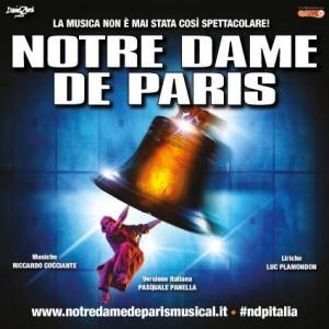 Locandina Notre Dame de Paris