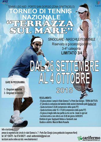 tennis Porto San Giorgio