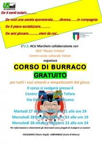 Corso di Burraco ad Ascoli Piceno