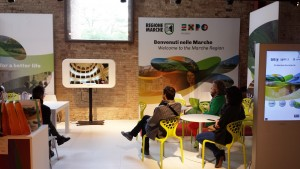 Delegazione di imprenditori russi nelle Marche nell'ambito di Milano Expo