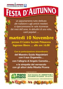 Festa d'Autunno San Benedetto del Tronto
