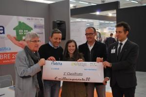 Premio Riabita a Chiara Micacchioni