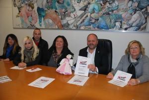 Conferenza stampa giornata contro violenza donne