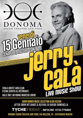 Jerry Calà a Civitanova Marche