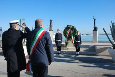 San Benedetto del Tronto, commemorate tutte le vittime del mare